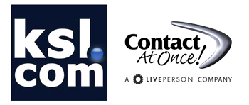 Ksl Cars Adds Contact At Once Live Chat In Ads Contact At Once
