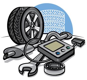 automotive mobile parts and services