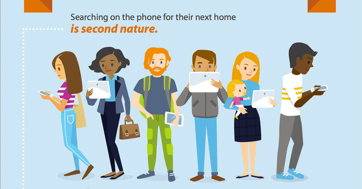 Mobile messaging is what homebuyers and renters of all ages want