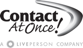 Contact At Once! logo