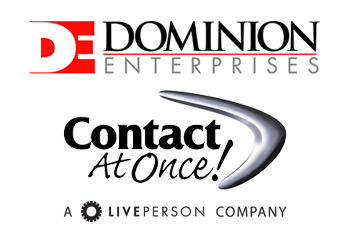Dominion-Selects-ContactAtOnce