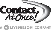 Contact At Once Logo