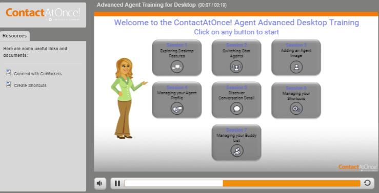 Desktop App for Agents