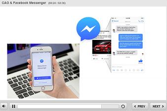 Integrate Facebook Messenger